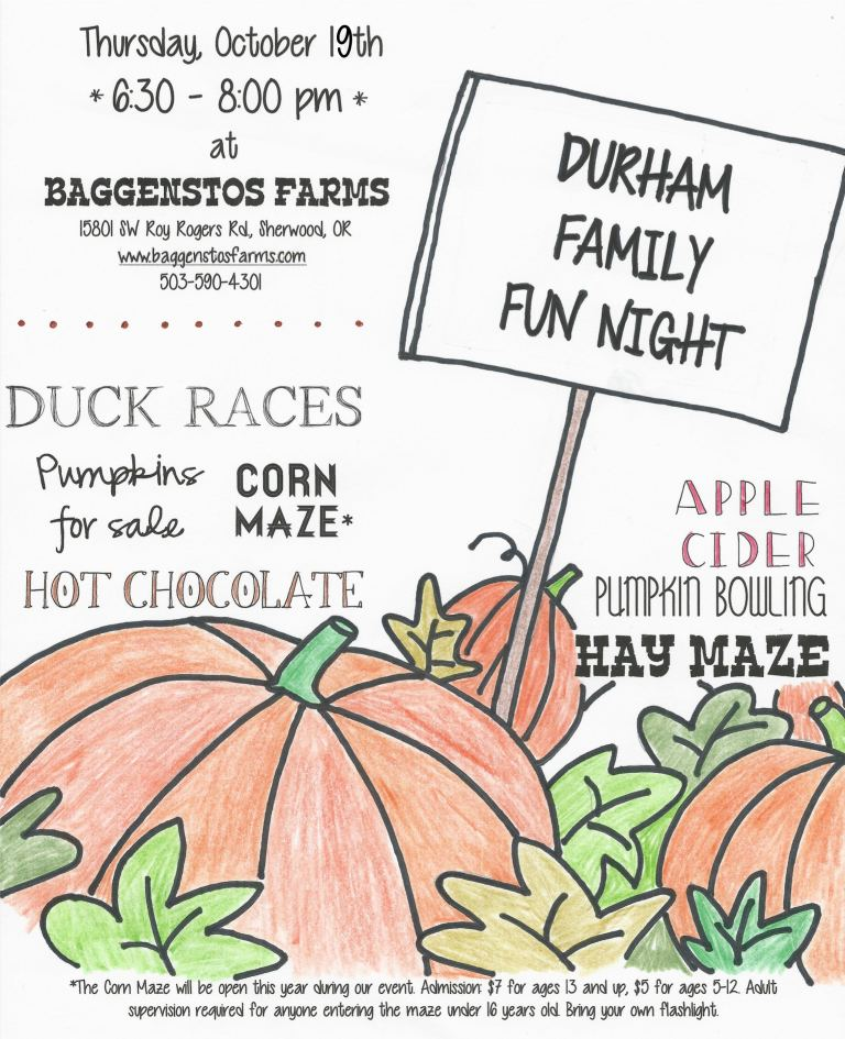 Celebrate The Coming Of Fall And Experience Favorite Activities That Come During Autumn Harvest Time Families Together For A Night Fun Games Food